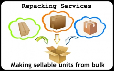 repacking services